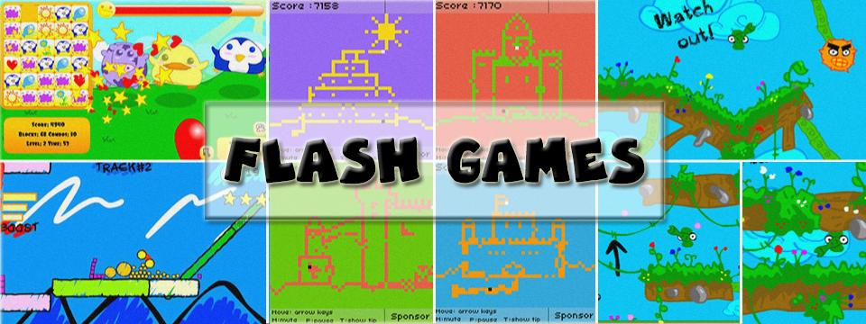 flashgamesslide